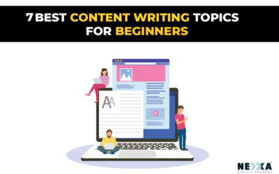 7 best content writing topics for beginners to start your content writing career