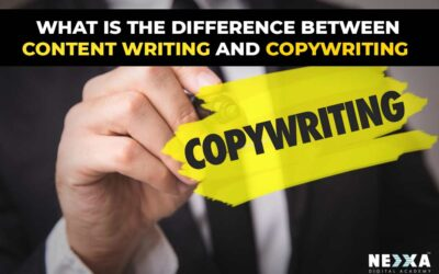 What is the difference between content writing and copywriting?