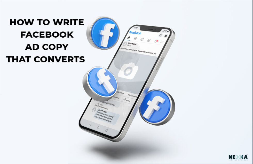 how to write facebook ad copy that converts